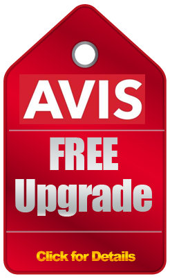 Avis Free Upgrade Coupon