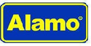alamo discount rental car