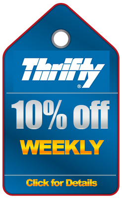 Thrifty Coupon