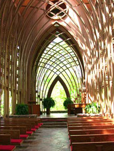 Mildred B. Cooper Memorial Chapel Bentonville, Arkansas